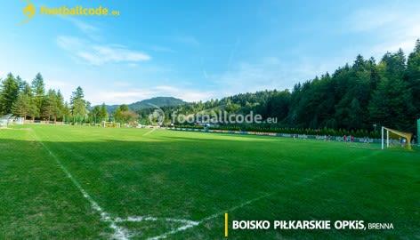 Boisko piłkarskie OPKiS