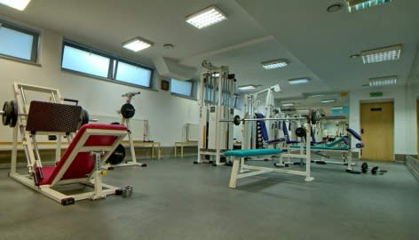 Ośrodek Sportowy KOLEJARZ