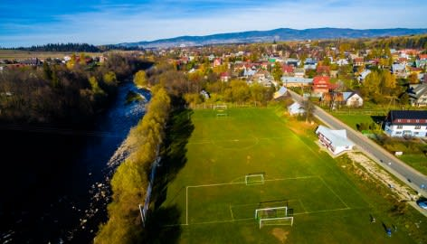 Stadion LKS Szaflary