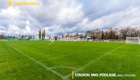 Stadion MKS Podlasie