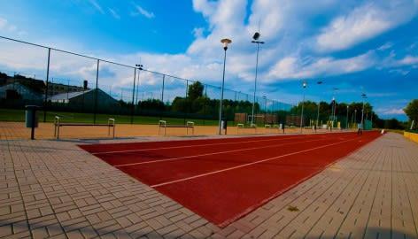 Kompleks Sportowy PRZY ZAMKU