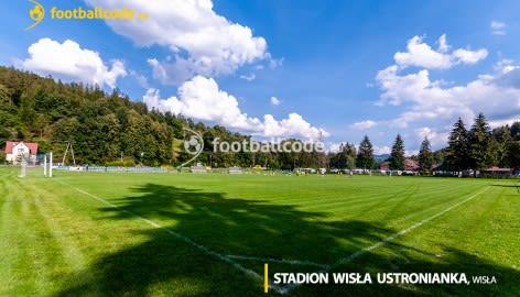 Stadion KS Wisła Ustronianka
