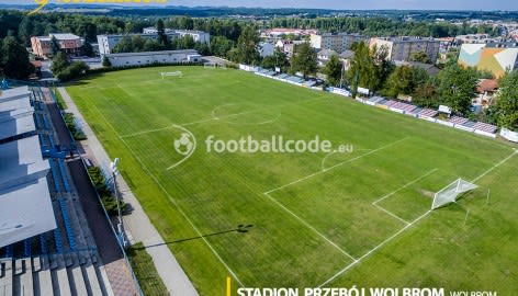 Stadion PRZEBÓJ