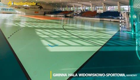 Gminna Hala Sportowo-Widowiskowa