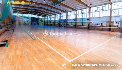 Hala sportowa MOKSiR