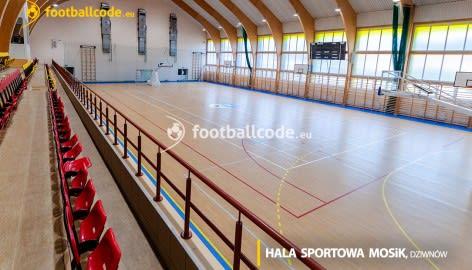 Hala Sportowa MOSiK