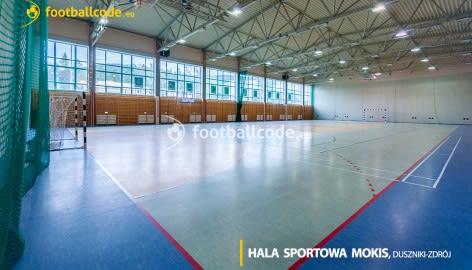 Hala Sportowa MOKiS