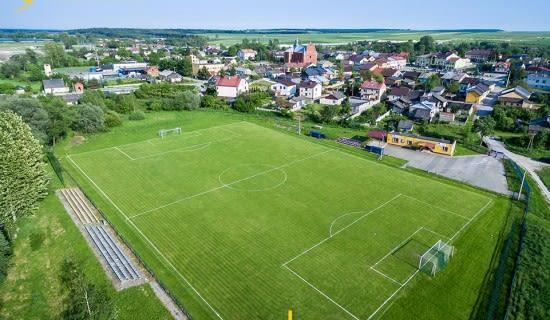 Stadion KS PARTYZANT